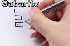 GABARITO - 2ª ETAPA - AGENTE COMUNITÁRIO DE SAÚDE