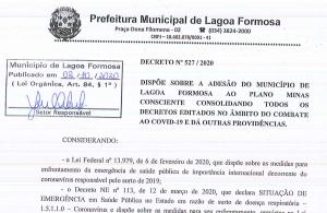 Decreto 527/2020