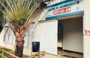 Lagoa Formosa: Edson Machado – Didi, Reativa Centro de Atendimento para o Enfrentamento da Covid-19
