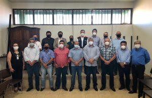 Edson Machado - Didi reúne com Secretário de Estado da Saúde para avaliação da situação da pandemia em nossa região