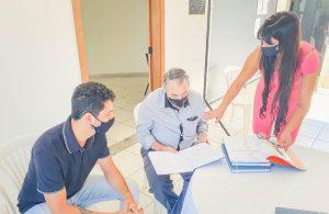 Formalizada a posse do Conselho Municipal do Patrimônio Histórico e Cultural de Lagoa Formosa