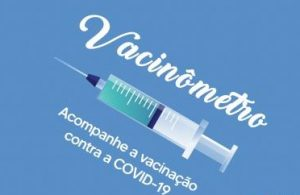 Confira a atualização do Vacinômetro - Covid19