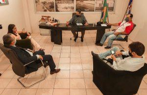 """Edson Machado – Didi promoveu nesta sexta-feira (26) """"Café  com a Imprensa"""" de Lagoa Formosa"""